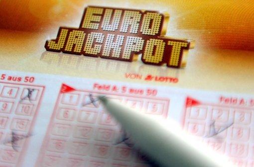 Wo Wurde Eurojackpot Gewonnen