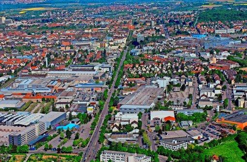 Porsche baut auf Ludwigsburg