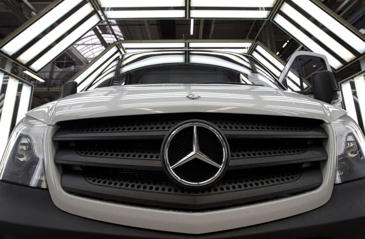 Folgen des Dieselskandals in den USA: Daimler stimmt einem Milliarden-Vergleich zu