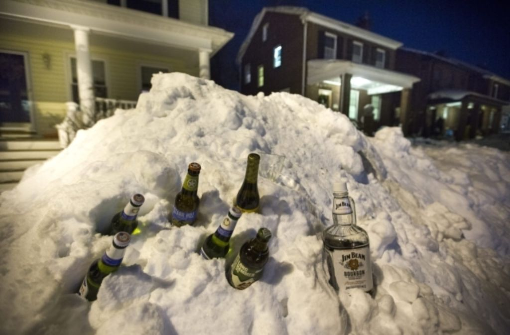 nach dem us schneesturm naturgek hlte drinks und ein verlorenes handy panorama stuttgarter. Black Bedroom Furniture Sets. Home Design Ideas