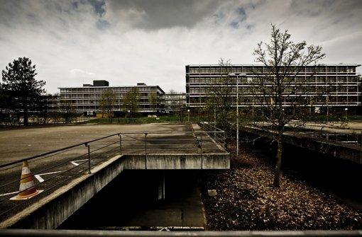 Flüchtlingsquartier in alten IBM-Büros zu teuer
