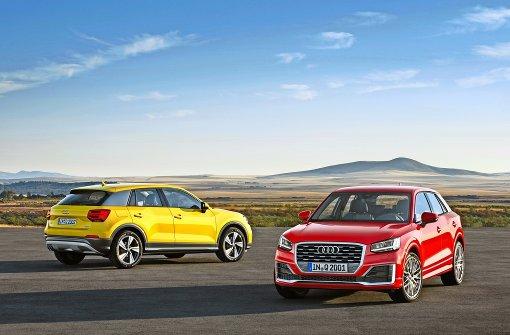 Mit dem Q2 will Audi junge Kunden gewinnen