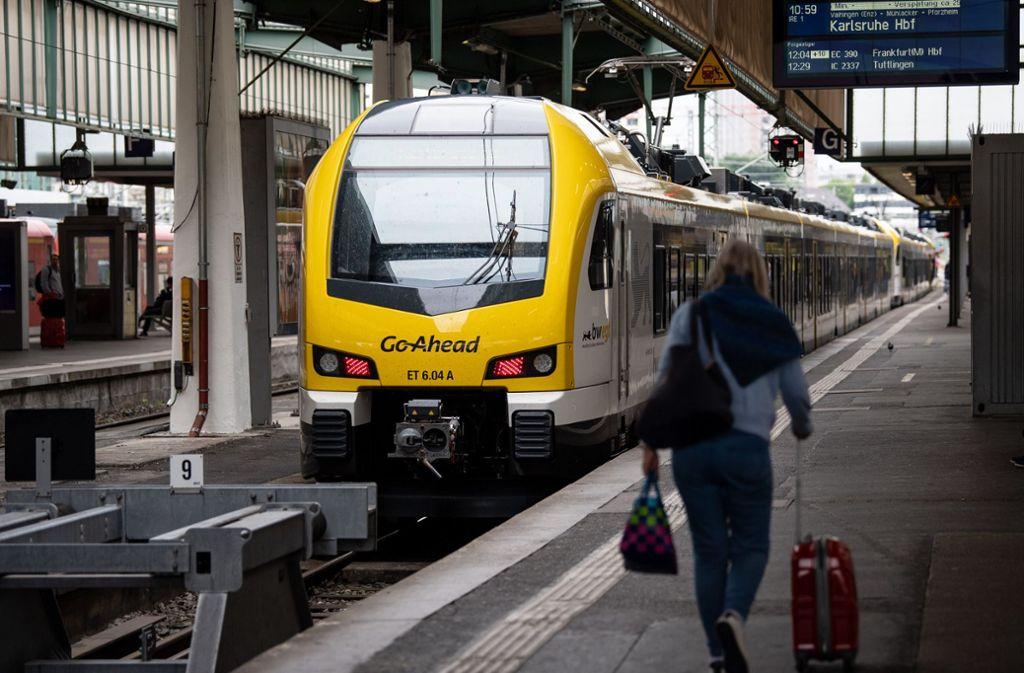 Privater Bahnbetrieb Mit Pannen Ministerium Bezeichnet