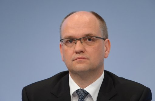 Rainer Neske, früherer Privatkundenvorstand der Deutschen Bank, wird Nachfolger von LBBW-Chef Hans-Jörg Vetter Foto: dpa