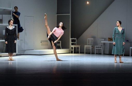 Ballettstars von morgen in der Schwabenlandhalle