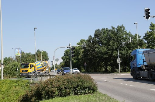 Verdruss über Remsecker Lkw-Verdrängung