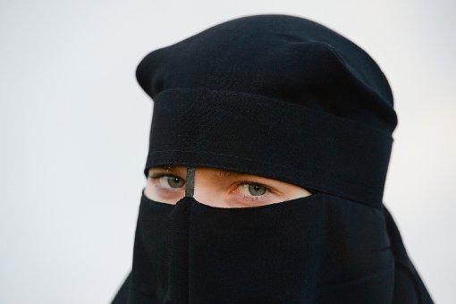 Das Netz im Burka-Fieber