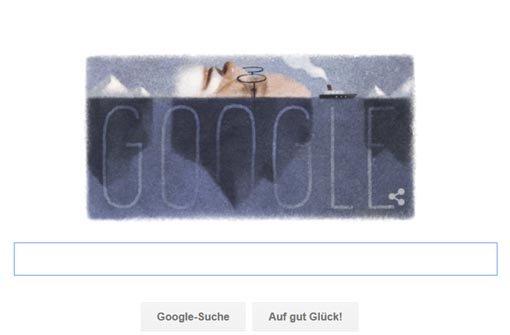 Suchmaschinen-Gigant feiert Sigmund Freud