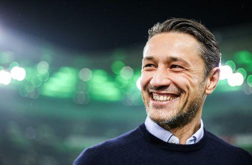 Niko Kovac verlängert in Frankfurt