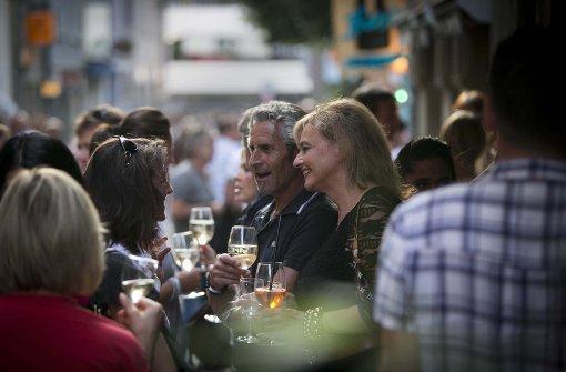 Bohnenviertelfest, Nuit Blanche und Co.