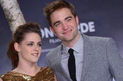 Kristen Stewart und Robert Pattinson Foto: dpa