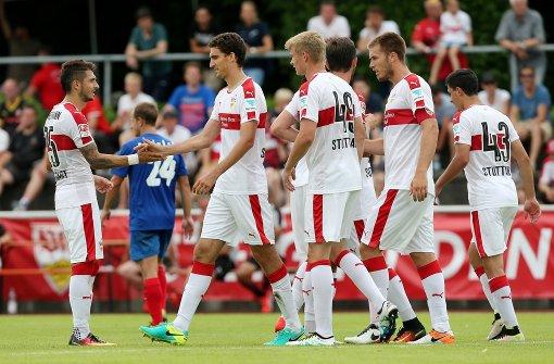 VfB gewinnt Testspiel gegen Brünn
