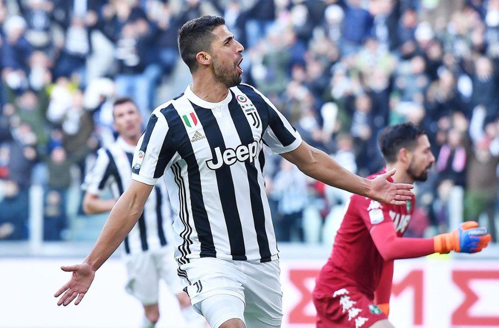 Ex-VfB-Star blickt voraus: Wie sich Sami Khedira seine ...