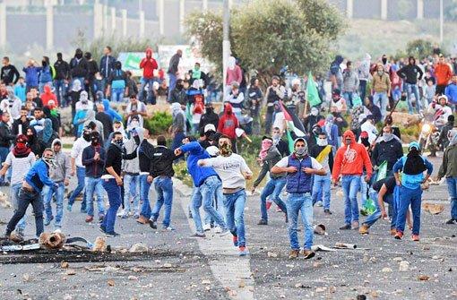 Israel will gegen Demonstranten durchgreifen