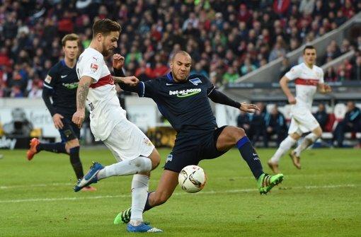 Will wieder regelmäßig auf Torejagd gehen: VfB-Angreifer Martin Harnik (2. v. li.) Foto: dpa