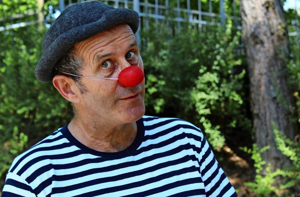Nachrichten Clown