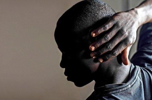 Grâce à Dieu (Name von der Redaktion  geändert) zog als 15-Jähriger in den Bürgerkrieg in der Zentralafrikanischen Republik – jetzt versucht er, andere Kinder davon abzuhalten, sich bewaffneten Gruppen anzuschließen. Foto: Hedemann