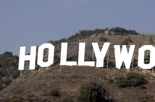 Hollywood – Sinnbild für die Filmindustrie in Los Angeles Foto: EPA