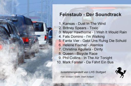 Stadt veröffentlicht Feinstaub-Soundtrack