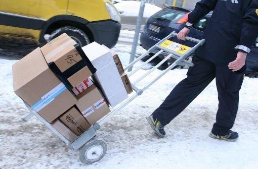 einsatz von drohnen deutsche post testet dhl paketkopter wissen stuttgarter nachrichten. Black Bedroom Furniture Sets. Home Design Ideas