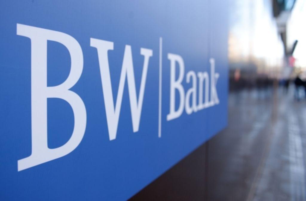 Lbbw Tochter Bw Bank Schließt Filialen Wirtschaft Stuttgarter