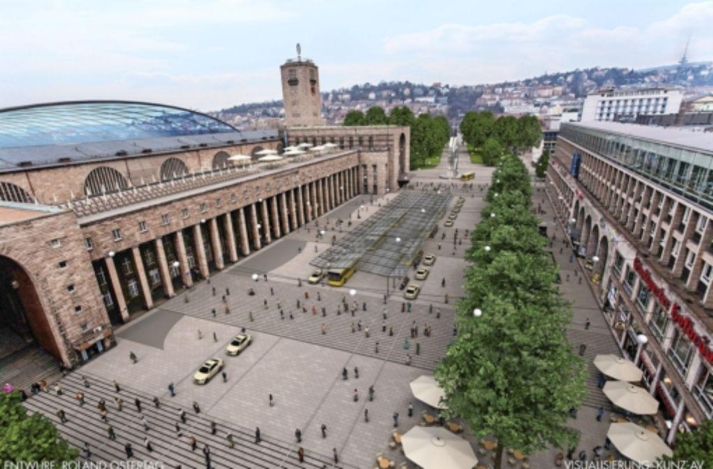 stadtplanung in stuttgart bei ende kritik am On stellenmarkt stadtplanung