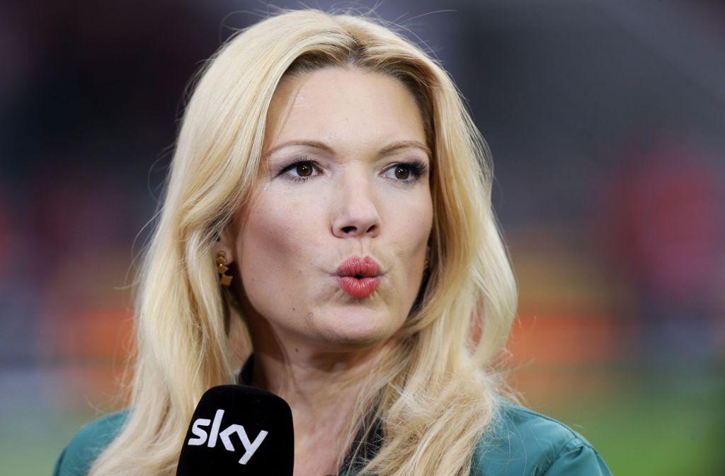 Jessica Kastrop Sky Moderatorin Verlobt Sich Nach Nur Vier