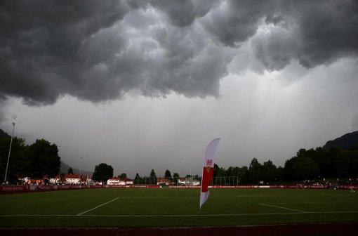 Test gegen Spartak Moskau abgebrochen