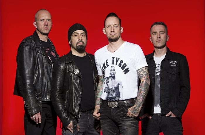 Metalband Volbeat in der Schleyerhalle: Stumpfe Gewalt