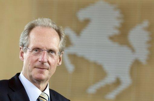 OB Wolfgang Schuster wird zum Ehrenbürger Foto: Leif Piechowski