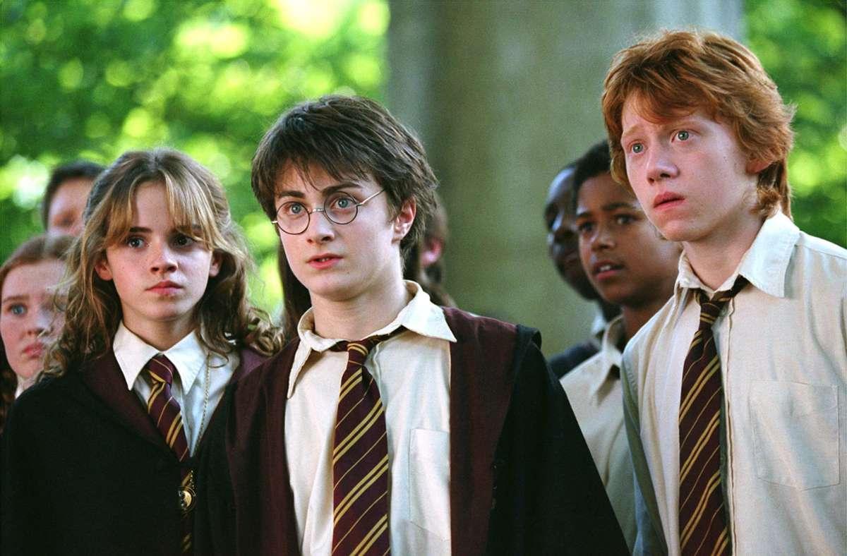 Harry Potter Wird 40 So Haben Sich Die Zauberschuler Verandert Unterhaltung Stuttgarter Nachrichten