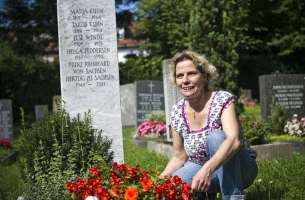 Helga Feddersen Todesursache