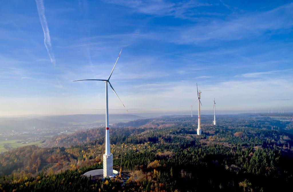 Höchstes Windrad Der Welt
