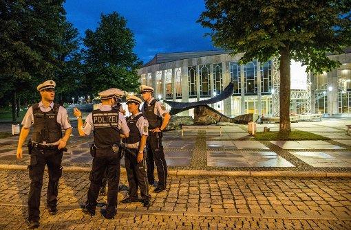 Bombendrohung löst Großeinsatz der Polizei aus