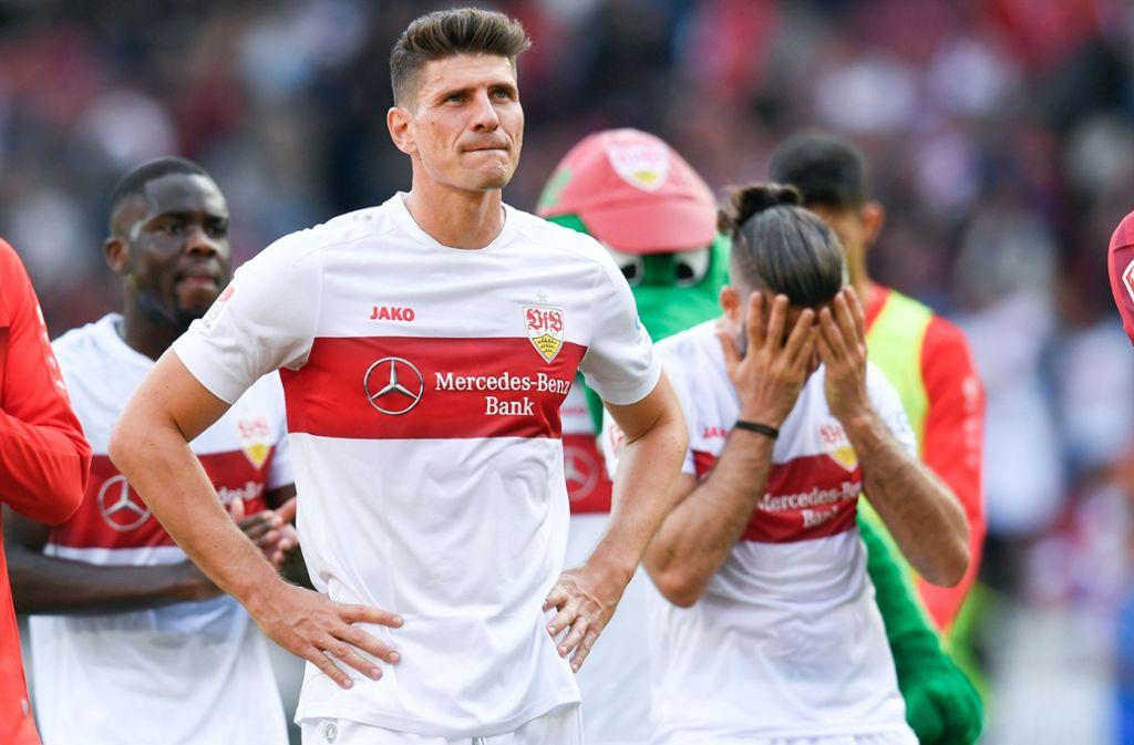Stimmen Zu Vfb Stuttgart Gegen Holstein Kiel Die Gelb Rote Karte Ist Keine Ausrede Vfb Stuttgart Stuttgarter Nachrichten