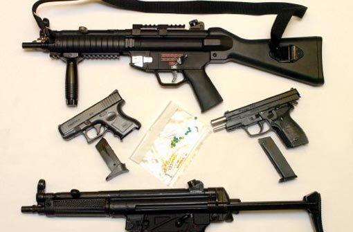 Polizei wegen Schusswaffe alarmiert