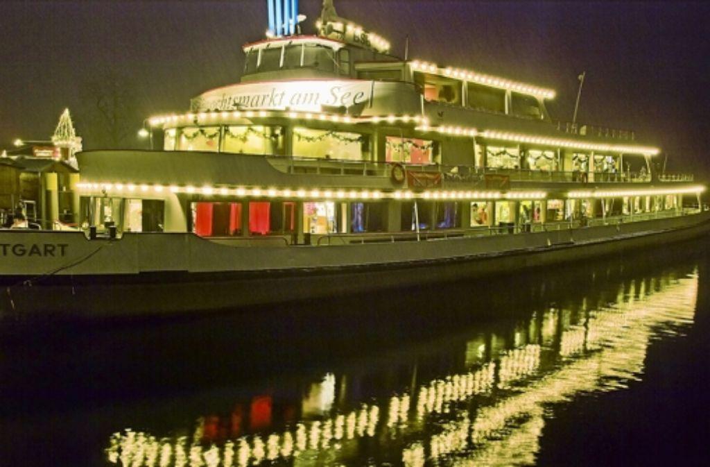 Weihnachten am Bodensee: Es kommt ein Schiff geladen . . . - Baden ...