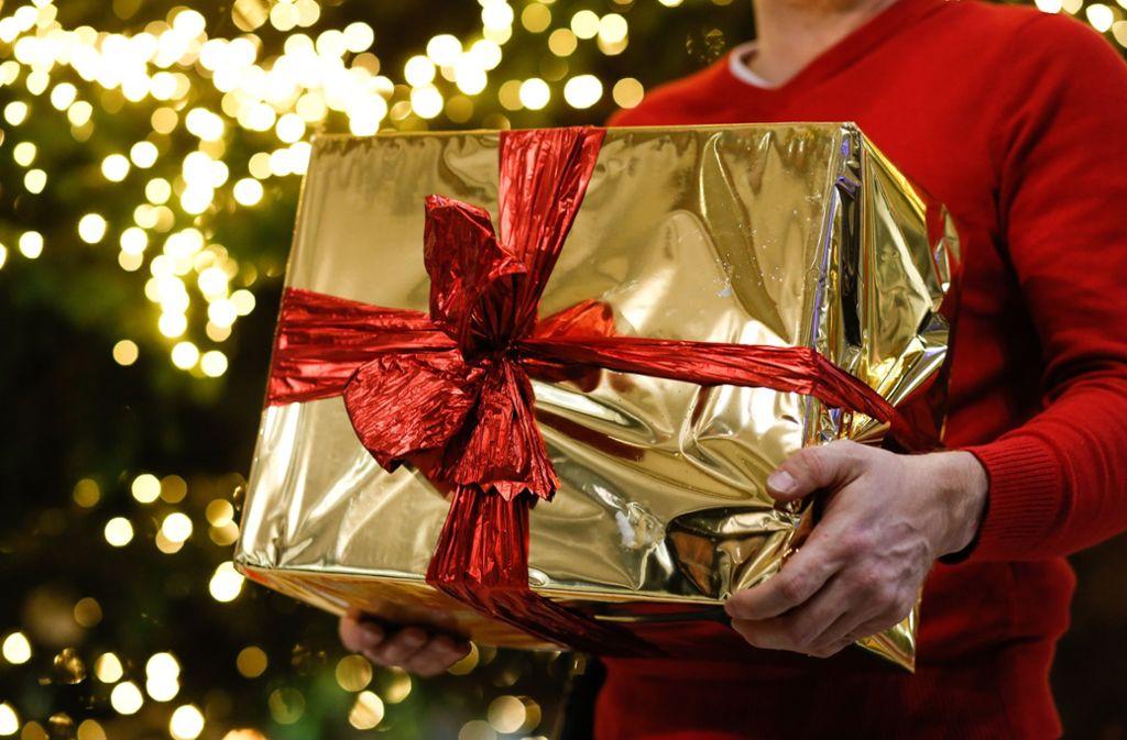 Weihnachten Was Macht Ein Gutes Geschenk Aus Panorama