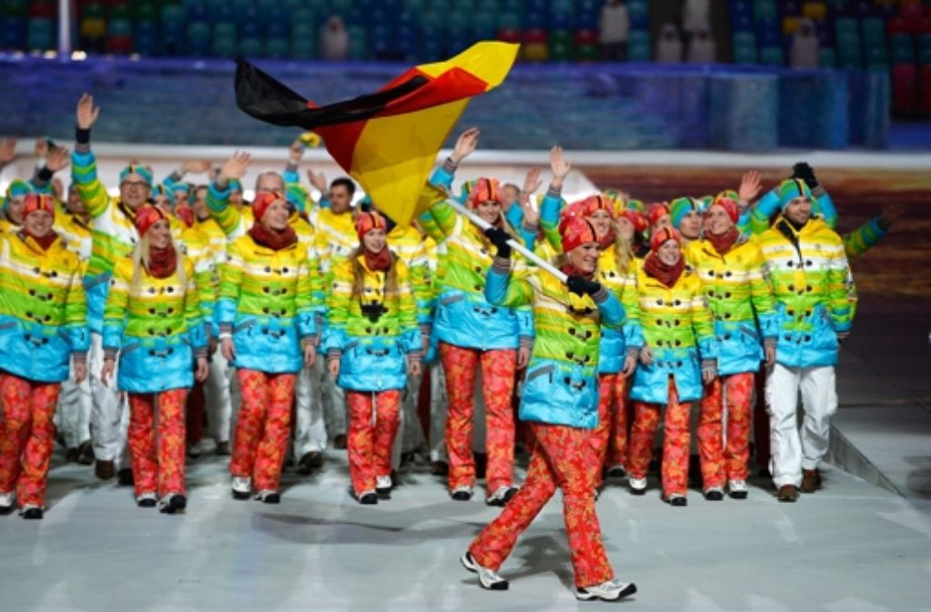Olympia Eröffnungsfeier In Sotschi Winterspiele Beginnen Mit