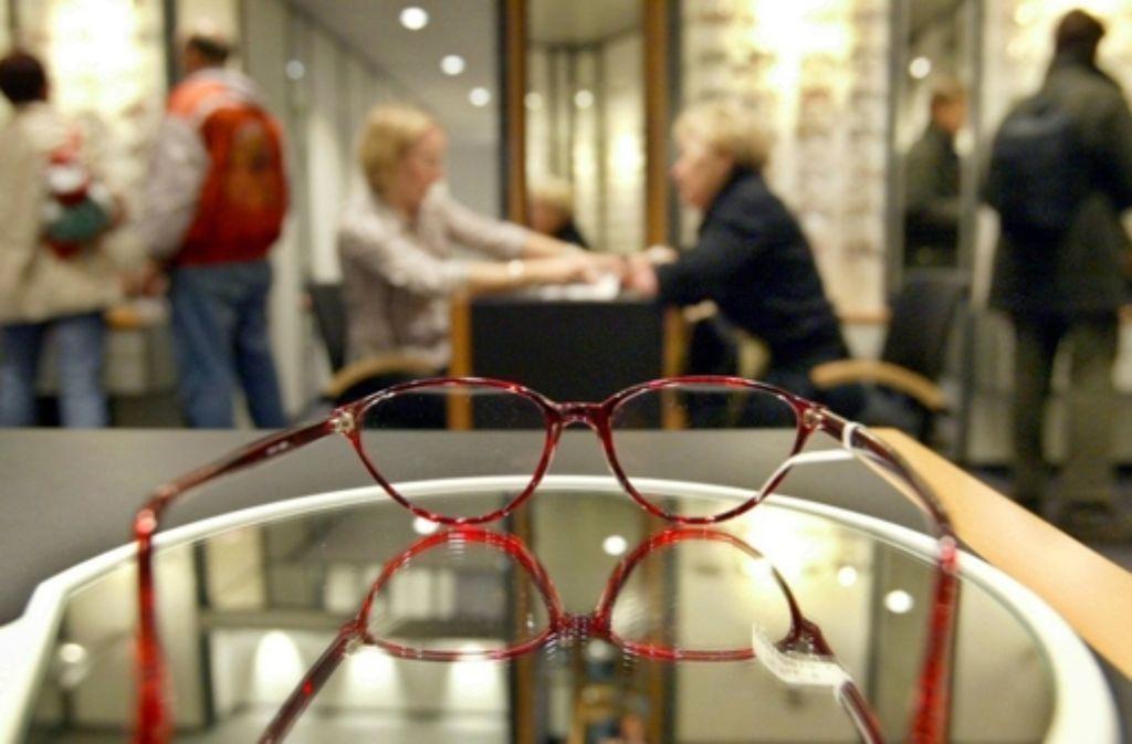 optiker und internet was beachten beim brillenkauf web wissen stuttgarter nachrichten. Black Bedroom Furniture Sets. Home Design Ideas