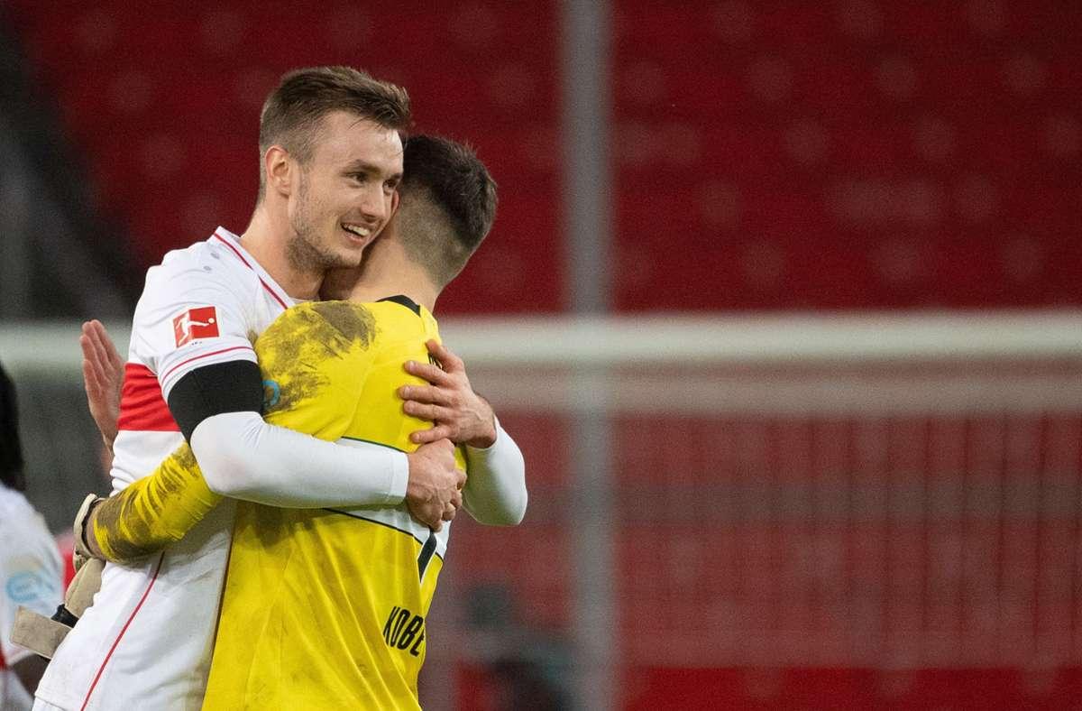 Sasa Kalajdzic vom VfB Stuttgart: Mit dieser Aussage