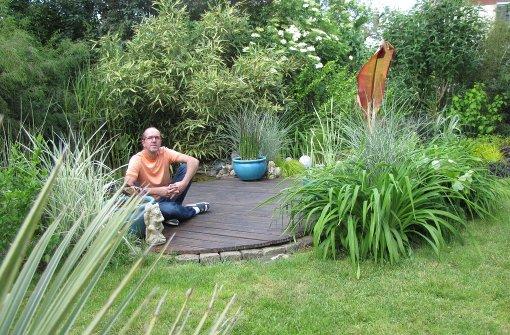 Ein Garten als Balsam für die Seele