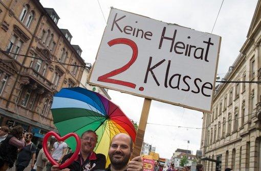 Homo Ehe Deutschland