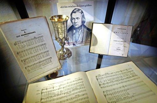 Silcher war nicht nur ein Volkslied-Komponist