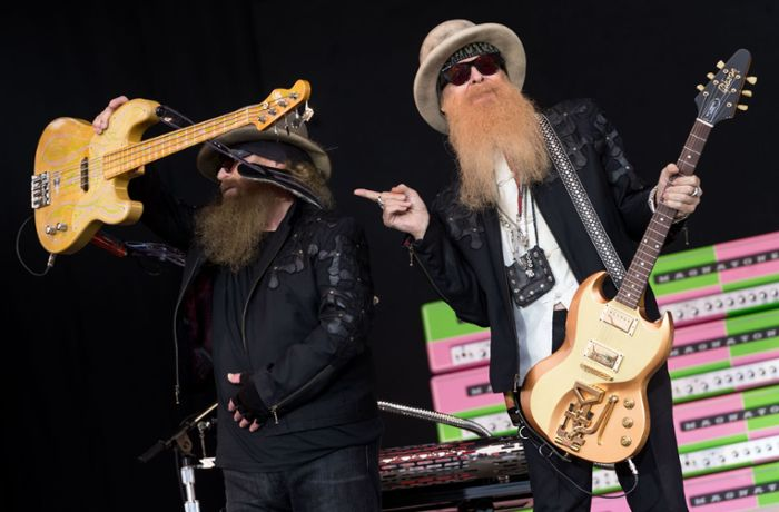 "ZZ Top in Bietigheim: ""Hey, Billy, mach dein Ding!"""