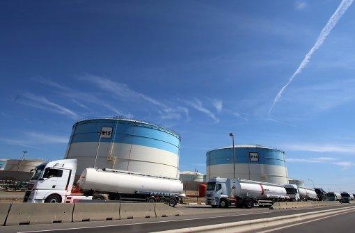 Streit um Arbeitsrecht trifft Tankstellen
