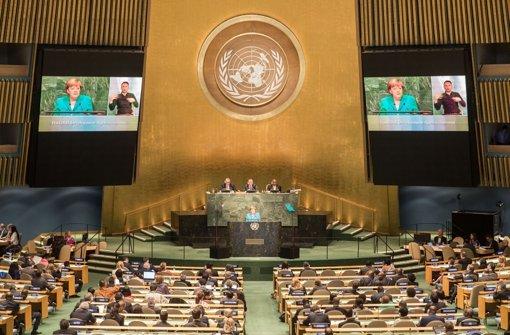 UN wollen bis 2030 Hunger beseitigen