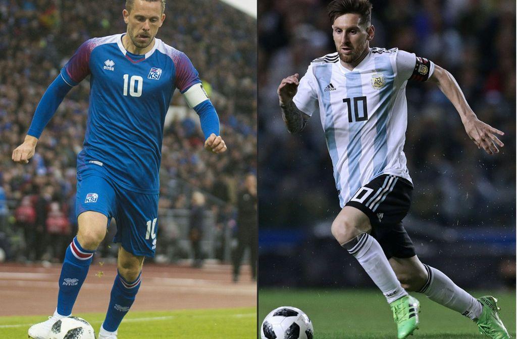 Fussball Wm 2018 In Russland Liveticker Argentinien Gegen