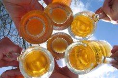 Prosit! Sommerzeit ist Biergartenzeit. Wir zeigen Ihnen, wo Sie wunderbar die Sonnenstrahlen genießen können - und stellen Ihnen außerdem ein paar Lieblings-Freiluftplätze unserer Leser vor. Klicken Sie sich durch die bBildergalerie./b Foto: dpa