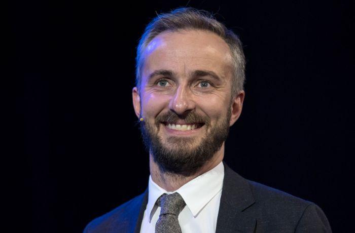 Jan Böhmermann Stuttgarter Nachrichten